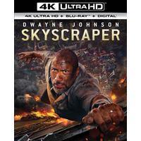 Skyscraper (Fast & Furious Presents: Hobbs & Shaw Fandango Cash) (4K Ultra HD + Blu-ray)