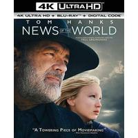 News of the World (4K Ultra HD + Blu-ray)