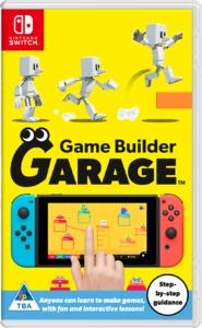 Game Builder Garage (Nintendo Switch) - Cover