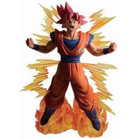 Banpresto - Dragon Ball Super - Super Sayan God Goku, Bandai Figure