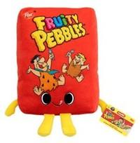 Funko Plush - Post - Fruity Pebbles Cereal Box