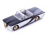 Avenue 43 - 1/43 - Brook Stevens Scimitar Town Car Phaeton Silver/Black (Resin Model)