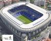 Real Madrid Estadio (Mini Poster 40x50 cm)