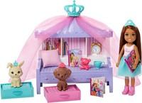 Barbie - Princess Adventure Chelsea Storytime Playset