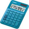 Casio MS-20UC - Desktop Calculator 12 Digit - Blue