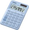 Casio MS-20UC - Desktop Calculator 12 Digit - Light Blue