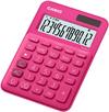 Casio MS-20UC - Desktop Calculator 12 Digit - Red