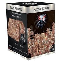 Good Loot - The Witcher: Birthday Puzzle (1000 Pieces)