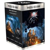 Good Loot - The Witcher: Journey Of Ciri Puzzle (1000 Pieces)