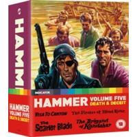 Hammer Volume Five: Death & Deceit (Limited Edition) (Blu-ray)