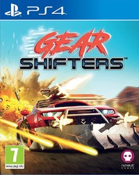 Gearshifters (PS4) - Cover