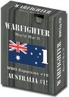 Warfighter WWII: Pt Expansion 18 Australia 1 (Card Game)