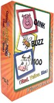 Oink Buzz Moo Red Yellow Blue (Board Game)