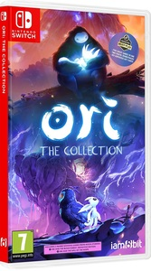 Ori: The Collection (Nintendo Switch) - Cover