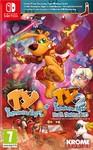 TY the Tasmanian Tiger HD + TY the Tasmanian Tiger 2: Bush Rescue HD (Nintendo Switch)