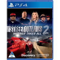 Street Outlaws 2: Winner Takes All (PS4)
