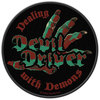 DevilDriver - Dealing With Demons Standard Patch