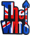 The Who - Union Jack Woven Patch