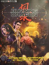 Feng Shui 2 - Burning Dragon (Role Playing Game)