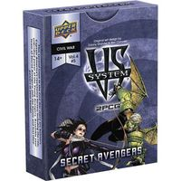 VS System 2 Player Card Game - Marvel: Secret Avengers (Card Game)