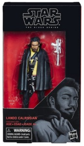 Star Wars - The Black Series Lando Calrissian 6-inch Action Figure - Cover