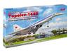 ICM 1:144 - Tupolev-144 D Supersonic Aircraft Plastic Model Kit (Plastic Model Kit)
