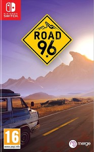 Road 96 (Nintendo Switch) - Cover