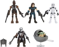 Star Wars - Mission Fleet - Defend the Child Figures - Cover