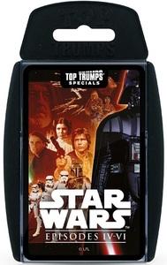 Top Trumps Quiz Game - Star Wars IV-VI - Cover