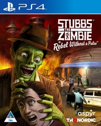 Stubbs The Zombie in Rebel Without a Pulse (PS4)