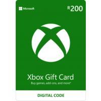 Xbox R200 Gift Card (Xbox 360/Xbox One/Xbox Series X S)