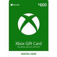 Xbox R600 Gift Card (Xbox 360/Xbox One/Xbox Series X|S)