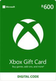 Xbox R600 Gift Card (Xbox 360/Xbox One/Xbox Series X|S) - Cover