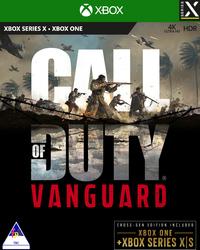 Call of Duty: Vanguard (Xbox Series X / Xbox One) - Cover