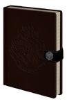 Harry Potter - Hogwarts Crest Premium (Notebook A5)
