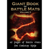 Giant Book of Battle Mats Vol 2 (Role Playing Game)
