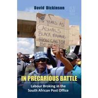 In Precarious Battle - David Dickinson (Paperback)