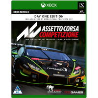 Assetto Corsa Competizione - Day One Edition (Xbox Series X)