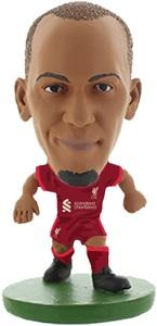 Soccerstarz - Liverpool Fabinho - Home Kit (2022 version) Figures - Cover
