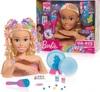 Barbie - Deluxe Blonde Tie Dye Styling Head