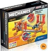 GEOMAG - Mechanics Motion 2 Magnetic Gears (96 Pieces)