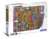 Clementoni - The Jungle Puzzle (2000 Pieces)