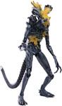 Hiya Toys - 1:18 Aliens Headshot Alien Warrior Px Figure