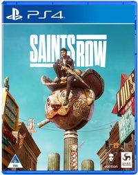 Saints Row (PS4)