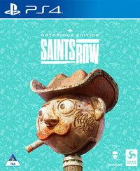 Saints Row - Notorious SteelBook Edition (PS4)