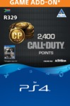 Call of Duty: Modern Warfare - 2,400 Points (CP) (PS4)
