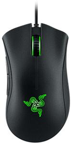 Razer - DeathAdder Essential (2021) Gaming Mouse - Black Edition