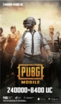 PUBG Mobile Unknown Currency (240000+8400) 248400 (UC) Unknown Cash (Mobile)