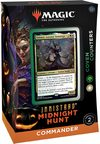 Magic: The Gathering - Innistrad: Midnight Hunt Commander Deck - Coven Counters (Trading Card Game)