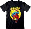 Marvel - Amazing Spider-Man Comic Unisex  T-Shirt (Large)